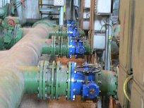 EVRAZ Vítkovice a.s. – náhrada šoupátek S30 DN300 PN16 (283kg) za klapky mezipřírubové typ ARMAST + mezikus (váha 40kg+20kg)