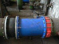 EVRAZ Vítkovice a.s. – náhrada šoupátek S30 DN500 PN16 (váha 1000kg) za klapky mezipřírubové typ ARMAST + mezikus (váha 107+90kg)